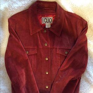 Clio Suede Jacket